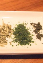assortment-of-tea-leaves-on-plate