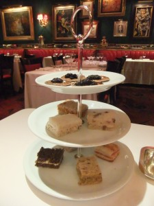 Russian Tea Room, New York,  Royal High Tea