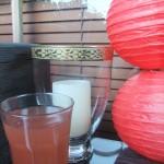 Ready-mixed Pomegranate Lychee Green Tea